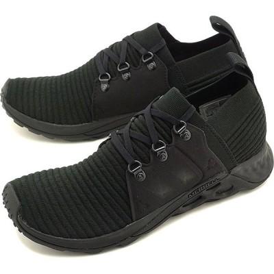 メレル MERRELL メンズ レンジ エーシープラス MNS RANGE AC+ リラックス スニーカー 靴 TRIPLE BLACK ブラック系 97631