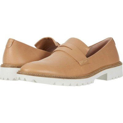 エコー ECCO レディース スリッポン・フラット シューズ・靴 Incise Tailored Slip-On Latte Cow Leather