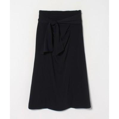 LANVIN en Bleu(Wear) / ドレープタイトスカート