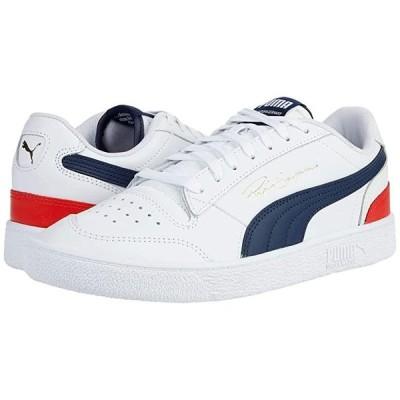 プーマ Ralph Sampson Lo メンズ スニーカー 靴 シューズ Puma White/Peacoat/Puma Red