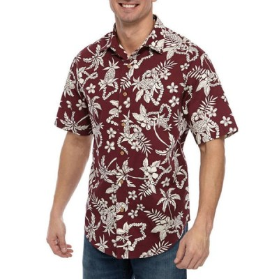 サドルブレッド メンズ シャツ トップス  Short Sleeve Cotton Camp Shirt