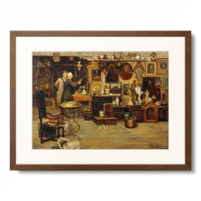 Eduardo Vianella 「In a store filled with curiosities.」