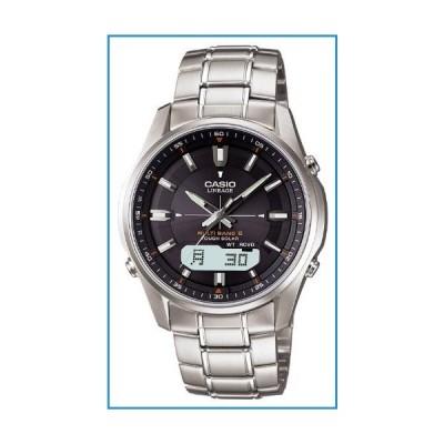 新品[カシオ] 腕時計 リニエージ 電波ソーラー LCW-M100D-1AJF メンズ シルバー【並行輸入品】
