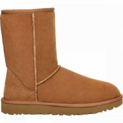 アグ UGG レディース ブーツ シューズ・靴 Classic Short II Boot Chestnut