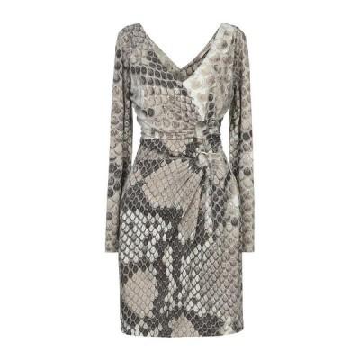 ROBERTO CAVALLI チューブドレス  レディースファッション  ドレス、ブライダル  パーティドレス カーキ