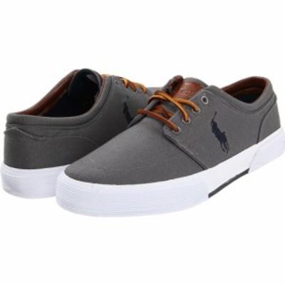 ラルフ ローレン Polo Ralph Lauren メンズ シューズ・靴 Faxon Low Grey