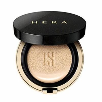 hera(ヘラ) ブラッククッションファンデーション 本体15ml+リフィル15ml(各1個) (23号ベージュ)