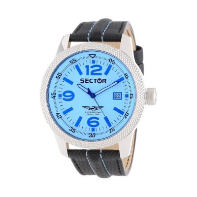 Sector Men's R3251102014 Action Overland Analog Stainless Steel Watch 並行輸入品