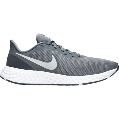 ナイキ Nike メンズ ランニング・ウォーキング シューズ・靴 Revolution 5 Running Shoes Grey/White