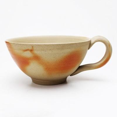 緋襷 ひだすき スープカップ 径12cm×高6cm 1客 化粧箱入