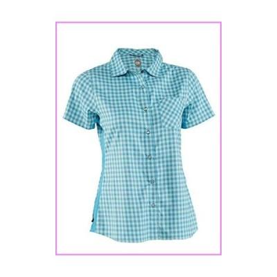 【送料無料】Club Ride Apparel Bandara Jersey - Women's Short Sleeve Cycling Jersey - Angel Blue - X-Large【並行輸入品】