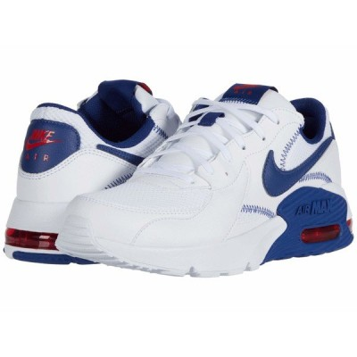 ナイキ スニーカー シューズ メンズ Air Max Excee White/Deep Royal/University Red