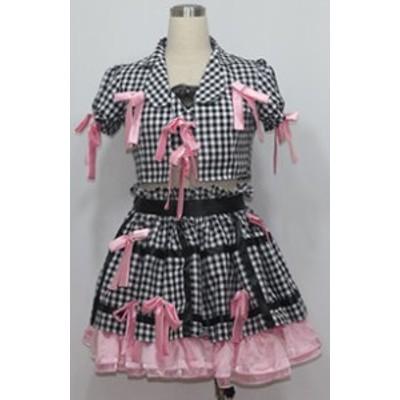 gargamel  アイドル AKB48 川栄李奈 演出服装コスチューム パーティー イベント コスプレ衣装cc1404