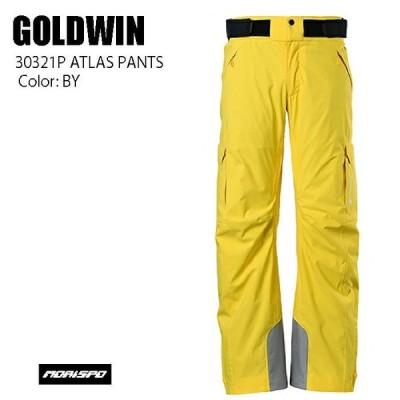GOLDWIN ゴールドウィン ウェア G30321P ATLAS PANTS 20-21 BY スキー メンズ レディース パンツ デモ 基礎スキー