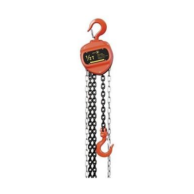 Jet 101002-1/2 Ton 10-Feet Lift Vch Series Chain Hoist【並行輸入品】