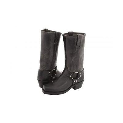 Frye フライ レディース 女性用 シューズ 靴 ブーツ ライダーブーツ Harness 12R - Charcoal Old Town