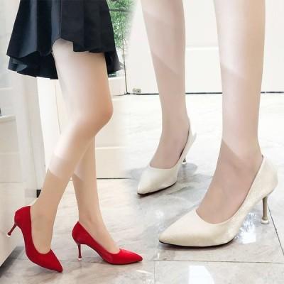 パンプス 痛くない 走れる パーティー 結婚式 歩きやすい かわいい 美脚 人気