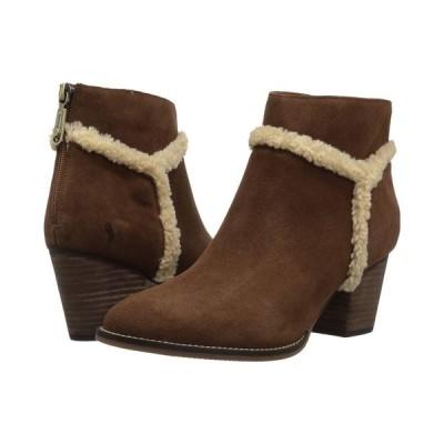 ブロンド Blondo レディース ブーツ シューズ・靴 Netti Waterproof Chestnut Suede