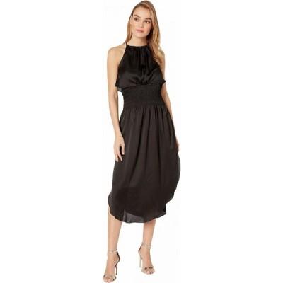 ビショップアンドヤング Bishop + Young レディース ワンピース ワンピース・ドレス Alessandra Smock Dress Black