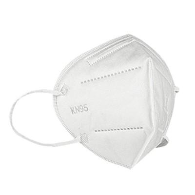 KN95 マスク 5枚入り 3D立体デザイン 五層のフィルター保護 花粉 ウイルス飛沫 PM2.5 KNMASKWH5