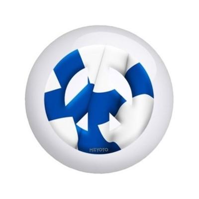 フィンランドメヨト国旗ボーリングボール