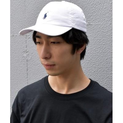 SETUP7 / 【POLO RALPHLAUREN】刺繍ロゴ クラシックベースボールキャップ MEN 帽子 > キャップ