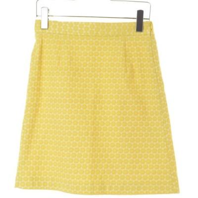 TOMORROWLAND / トゥモローランド collection フラワー刺繍 スカート