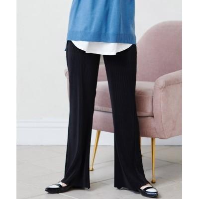 Ranan / WEB限定 ニュアンスカラープリーツパンツ WOMEN パンツ > スラックス