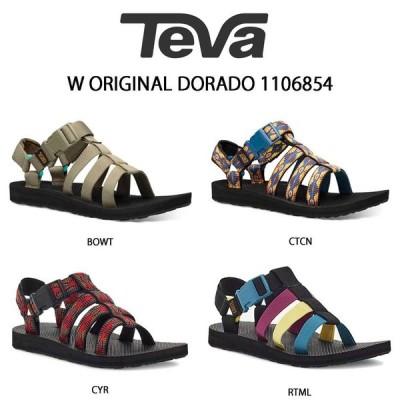 Teva(テバ)レディース スポーツ ストラップ サンダル W ORIGINAL DORADO 1106854