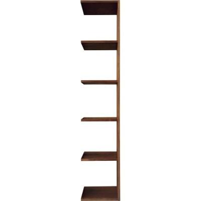 追加壁面ユニット 5段(追加セット シェルフ コネクト MBR 5ダン) ニトリ 『玄関先迄納品』 『5年保証』