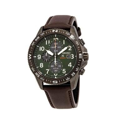 セイコー SEIKO 男性用 腕時計 メンズ ウォッチ グリーン SSC739P1