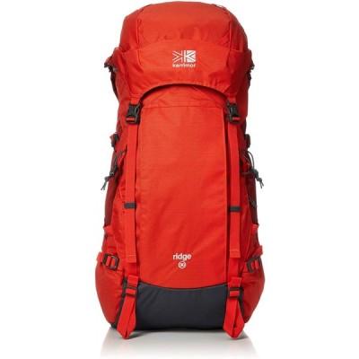 [カリマー] 中型トレッキングザック ridge 30 medium Rescue Orange (レスキューオレンジ)