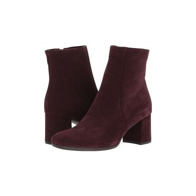 La Canadienne ラカナディアン レディース 女性用 シューズ 靴 ブーツ アンクル ショートブーツ Jojo - Bordeaux Suede