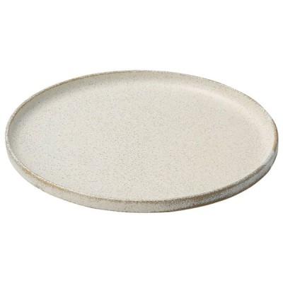 【取り寄せ商品】CARITA カリタ 8.5丸浅口切立皿 絹衣(きぬごろも)【日本製】 18700847