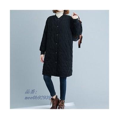 大きいサイズ レディース コート 裏起毛 ジャケット キルティング アウター 韓国ファッション 30代 ビック おおきい 40代 50代 2020AW(取寄) 秋冬 あったか