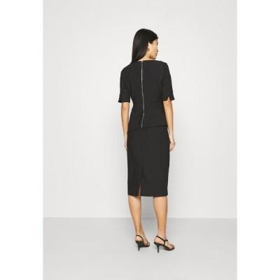 テッドベーカー ワンピース レディース トップス ROMOLAA - Shift dress - black