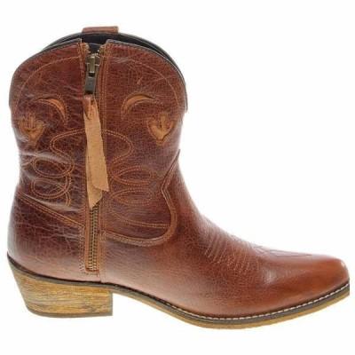 ディンゴ レディース ブーツ・レインブーツ シューズ Adobe Rose Cowboy Booties