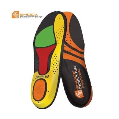 ショックドクター インソール ユニセックス メンズ レディース ウルトラ2 24.5-25.5CM 靴底 ヒール サポート カバー ガード 薄型 ボデ