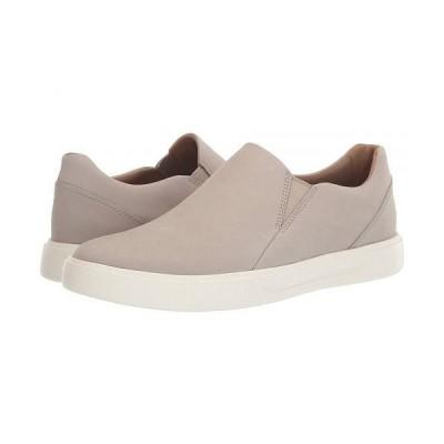 Clarks クラークス メンズ 男性用 シューズ 靴 スニーカー 運動靴 Un Costa Step - Stone Nubuck