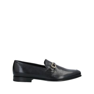 プラダ PRADA メンズ ローファー シューズ・靴 loafers Black