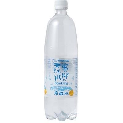 蛍の郷の天然水 スパークリング (1L*15本入)