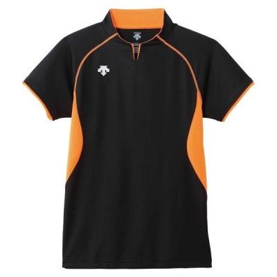 DESCENTE バレー 半袖ゲームシャツ 16SS BOR ケームシャツ・パンツ(dss4420-bor)