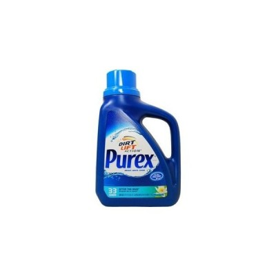 ds-159850 輸入洗剤 PUREX ピューレックス 【アフターザレイン】 1470ml×6本セット アメリカ製 〔洗濯用品 ランドリー用品〕 (ds159850)
