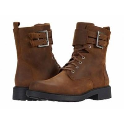 Clarks クラークス レディース 女性用 シューズ 靴 ブーツ レースアップ 編み上げ Orinoco 2 Lace Brown Snuff Leather【送料無料】