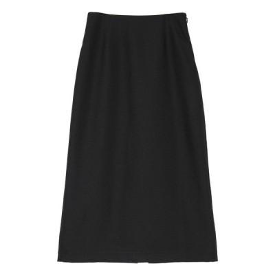 スカート リネンライクタイトスカート
