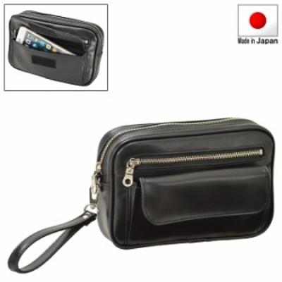 ビジネスバッグ セカンドバッグ 集金用ポーチ フォーマルバッグ 日本製 豊岡製鞄 メンズ 軽量 ドライバー KBN25877 G-GUSTO