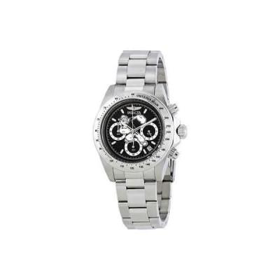 腕時計 インヴィクタ メンズ Invicta Character Collection Popeye Chronograph Black Dial Men's Watch 24482