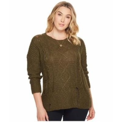 Lucky Brand ラッキーブランド 服 スウェット Plus Size Portland Sweatshirt