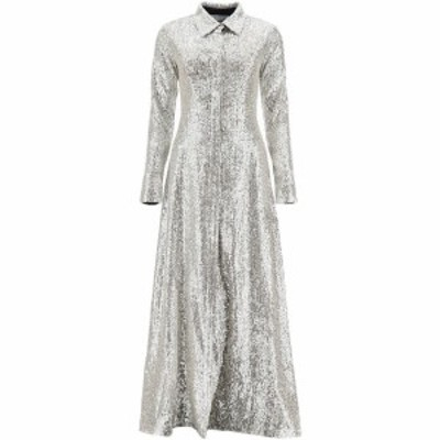 IN THE MOOD FOR LOVE/イン ザ モード フォー ラブ ドレス BEIGE SILVER In the mood for love  レディース MOYA SOLID DRESS ik