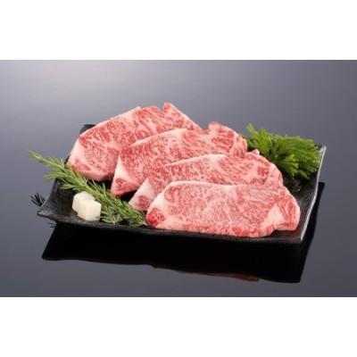 和歌山県産黒毛和牛「熊野牛」特選サーロインステーキ800g4等級以上